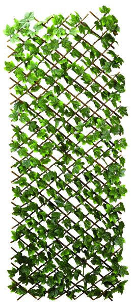 Smart Garden - Artificial Maple Leaf Willow Trellis Plant Decoration