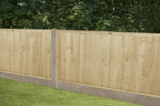 Set of 3 | 6ft x 3ft Closeboard Wooden Fence Panel | Pressure Treated
