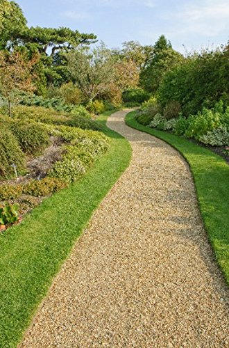 Gravel Pathway Stabilizer Grid Handy Pack In Grey By