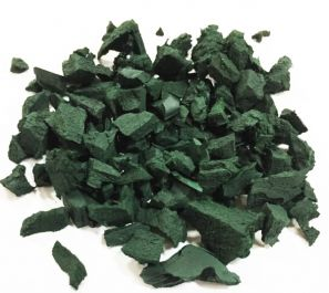 14kg Green Play Safe Recycled Rubber Mulch