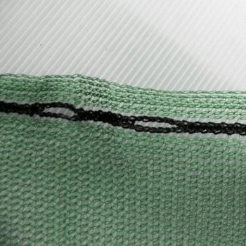 1.5m x 50m Green Medium Duty Knitted Privacy Screening - Shading 50%