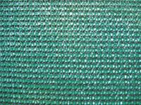 1.5m x 50m Green Heavy Duty Extranet Knitted Privacy Screening - Shading 80%