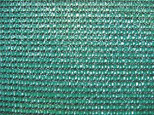 2m x 50m Green Heavy Duty Extranet Knitted Privacy Screening - Shading 80%