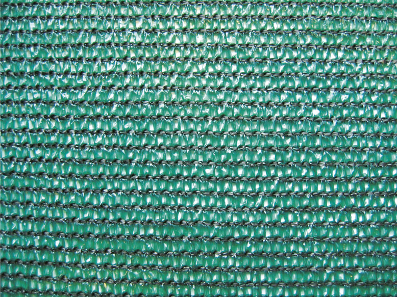 1m x 50m Green Heavy Duty Extranet Knitted Privacy Screening - Shading 80%