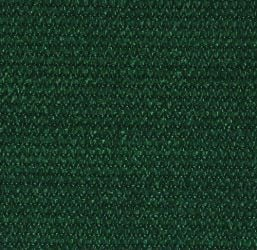 1.5m x 50m Green Heavy Duty Cobra Knitted Privacy Screening - Shading 95%
