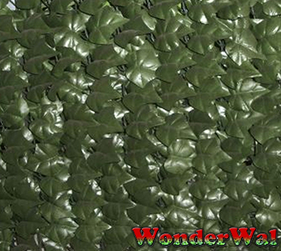1m x 3m Ivy Creeper Dark Green Artificial Screening