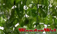 1m x 3m Peach Leaf Artificial Screening by Wonder Wal�