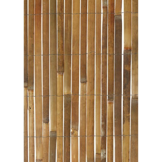 1.2m x 3.8m Bamboo Slat Screening Fencing by Gardman™