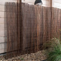 1.8m x 3.8m Willow Screening Fencing Roll by Gardman™