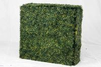 75cm x 25cm Artificial Variegated Buxus Instant Hedge by Wonder Wal™