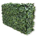 100cm x 75cm Artificial Laurel Instant Hedge by Wonder Wal™