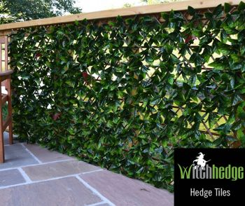 1m x 2m Autumn Extendable Artificial Screening by Witchhedge™