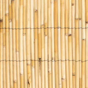 Thick Natural Bamboo Style Reed Fencing Screening 4.0m x 1.0m (13ft 1in x 3ft 3in) - £5.75 Per M² - By Papillon™
