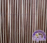 4m x 1.2m Poplar Wood Slat Screening by Papillon™
