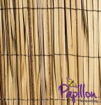 4m x 1m Premium Reed Cane Artificial Screening by Papillon™