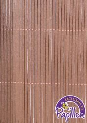 4m x 1m Premium Oval Split Willow Artificial Screening by Papillon™