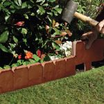 Terracotta Easy-Fit Stone Edging - Set of 10