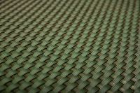 Green Rattan Weave Artificial Fencing Screening 1.0m x 1.0m (3ft 3in x 3ft 3in) - By Papillon™