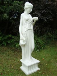 85cm Hebe Goddess of Youth Garden Statue