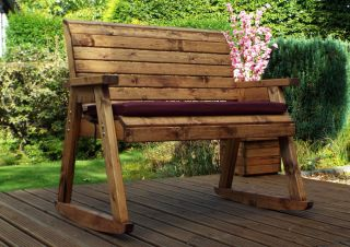 Charles Taylor Bench Rocker - FSC Redwood