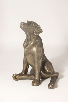 Archie Puppy Sculpture