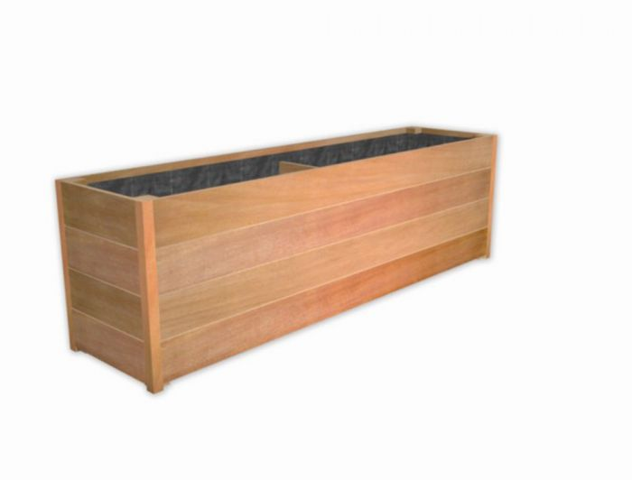 200cm Sevilla Wooden Trough By Adezz
