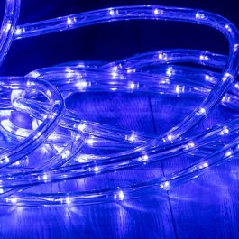 9m Blue Multi-action LED Rope Lights