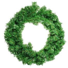 60cm Green Christmas Wreath