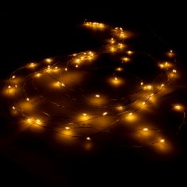 300 Warm White Twinkling Branch Fairy Lights (12 Strings)