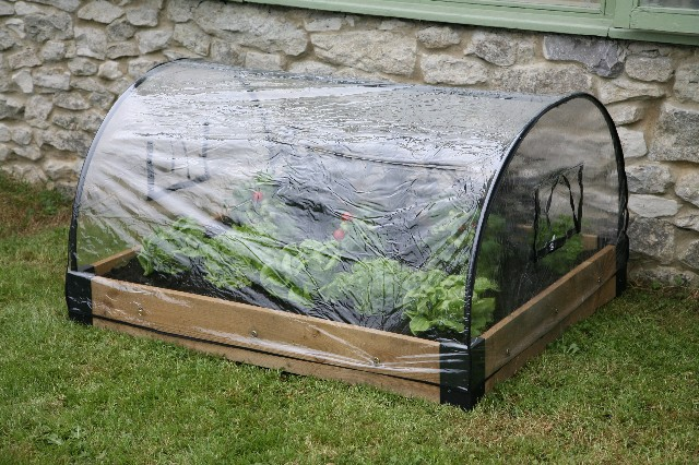 Haxnicks Raised Bed Polythene Cover