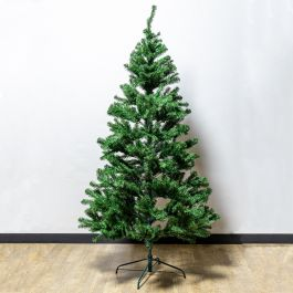6ft (1.8m) Green Pine Artificial Christmas Tree