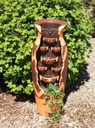 Clay Pot Cascade Water Feature