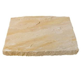 Natural Sandstone Patio Kit 10.2 m² Eastern Sand