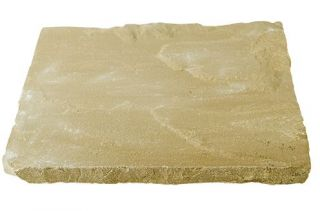 Natural Sandstone Patio Kit 15.3 m² Cornfield