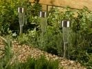 Smart Solar Fluted Border Lights (10 Pack)