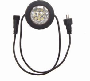 Extendable 12-LED Bright Underwater Spotlight Kit