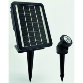 Pack of 3 Solar Submersible Solights for Water Features and Ponds