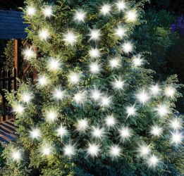 50 Solar Extra Large Bulb String Lights