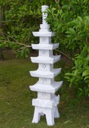 Pagoda Lantern with Latex window