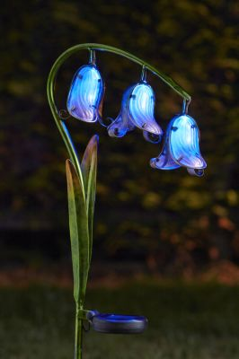 Smart Garden Decorative Solar Powered Bluebell Flowers