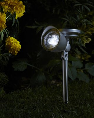 Smart Solar Mega Super Bright Garden Solar Powered Spotlights - Set of 4