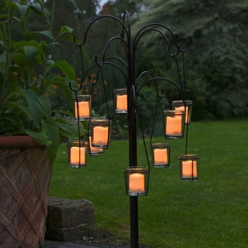 Palma Candle Lantern Tree by Smart Garden