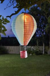 Smart Garden - Battery Powered Decorative Hanging Hot Air Balloon Light