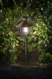 Smart Garden - Eureka! Solar Powered Classic Retro Light Stake