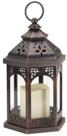Smart Garden Maroc Battery Powered Garden Lantern
