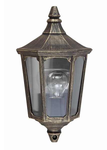 Elstead Cricklade Outdoor Half Lantern