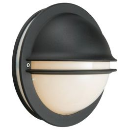 Elstead Berlin Black Opal Outdoor Light