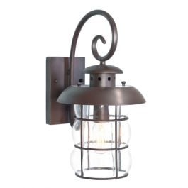 Elstead Bibury Outdoor Wall Lantern