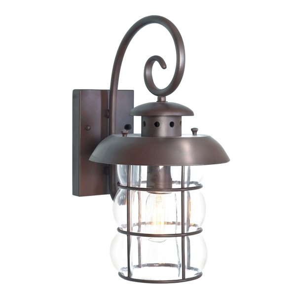 Bibury Outdoor Wall Lantern