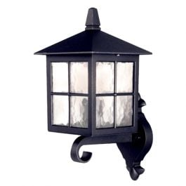 Elstead Winchester Wall Up Outdoor Lantern